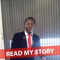 Bako Ambianda - Author, Speaker, Entrepreneur, Philanthropist, and Engineering Student
