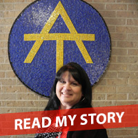 Dorothy Salas - Dropout Prevention Specialist, Anderson High School