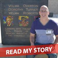JP Rodriguez - Volunteer for Communities In Schools