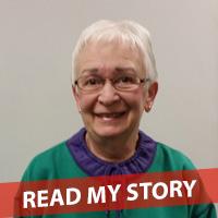 Karen Grampp - Volunteer/Coordinates Friday Backpack Program at Anderson Mill Elementary