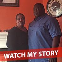 Kasandra and Yakez Washington - Parents and Community Workers