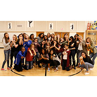 Lady Panther Dance Team