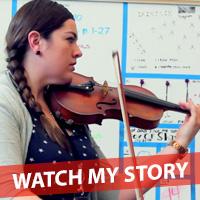 Rachel Ringeisen - Teacher, Cedar Ridge High-School