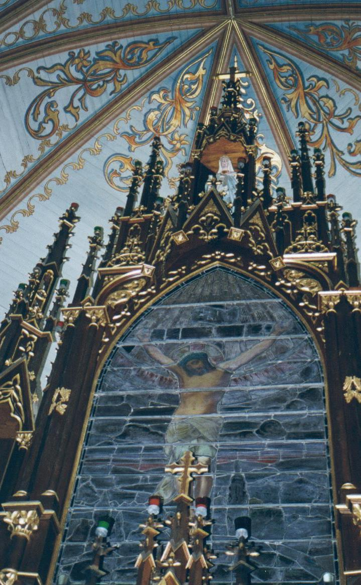 Nativity of Mary, Blessed Virgin Catholic Church