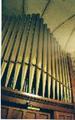 High Hill church organ