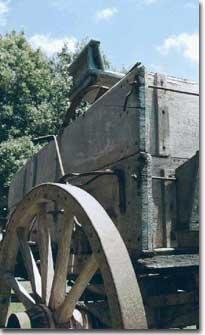 Czech wagon